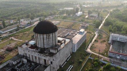 Росэнергоатом уточнил сроки сноса замороженной атомной станции теплоснабжения в Воронеже