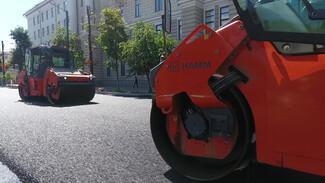 Воронежцам рассказали, какие городские улицы начнут ремонтировать в выходные
