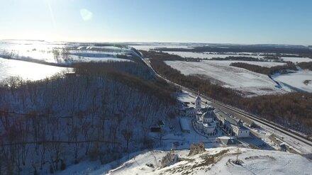 Воронежцам пообещали зимние экскурсии в Дивногорье