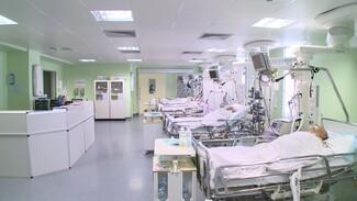 Медики назвали число ковид-пациентов в воронежских больницах