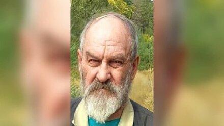 В Воронеже пенсионер с плохой памятью вышел во двор и бесследно исчез