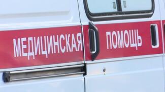 В ДТП на воронежской дороге пострадали четыре человека
