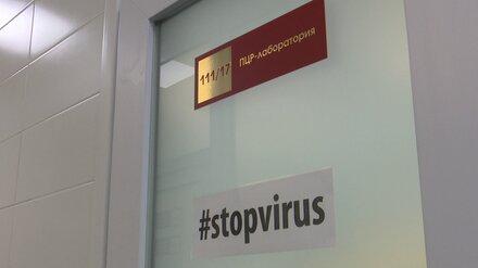 Коронавирус поставил в Воронежской области рекорд по числу заболевших за пандемию