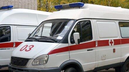 Под Воронежем 19-летний парень пострадал в ДТП с внедорожником