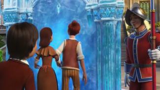 Воронежская анимационная студия опубликовала трейлер новой «Снежной королевы»
