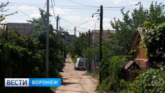 В Воронеже более 500 дачных домов могут оставить без воды и электричества