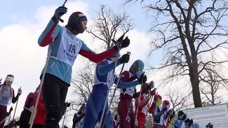 В Воронежской области для лыжных гонок открыли дополнительные трассы