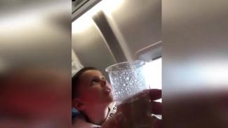 Авиакомпания объяснила «дождь» в самолёте «Воронеж – Сочи»
