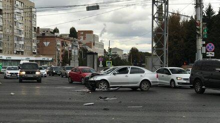 Аналитики назвали самый опасный перекрёсток Воронежа