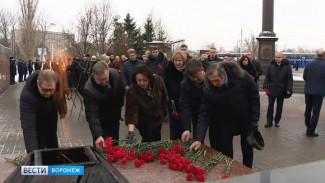 Воронеж отмечает 10-летие присвоения звания «Город воинской славы»