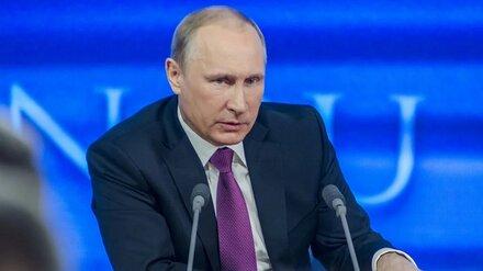 Кремль назвал дату пресс-конференции Путина по итогам 2020 года