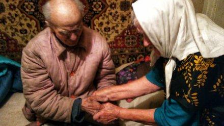 В Воронежской области пропавшего 87-летнего дедушку нашли в обессиленном состоянии