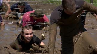 «Эмоции зашкаливали». Зачем воронежцы добровольно извалялись в грязи