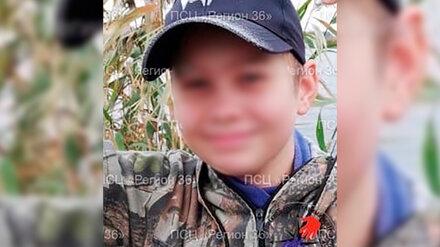 Под Воронежем 13-летний мальчик оставил записку и исчез