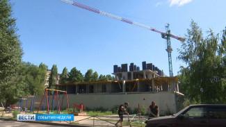 Что будет на месте скандальной высотки на Ленинском проспекте Воронежа, до сих пор не решено