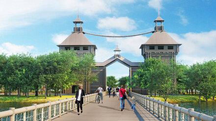 В Воронеже на острове в водохранилище поставят обелиск Петру I