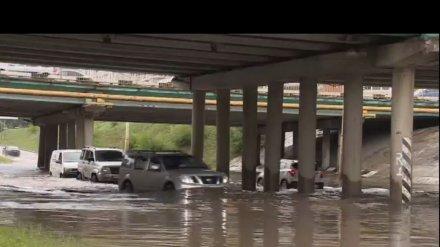Власти Воронежа нашли способ спасти бульвар Победы от затоплений после дождей