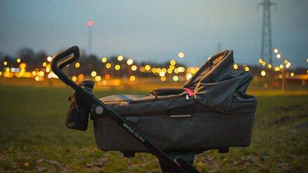 В Воронеже возбудили дело из-за брошенной на улице 1,5-годовалой девочки в коляске