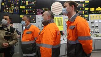 Росатом высоко оценил систему бережливого производства на энергоблоке №4 Нововоронежской АЭС
