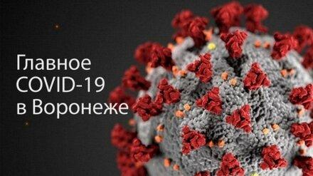Воронеж. Коронавирус. 1 мая 2021 года