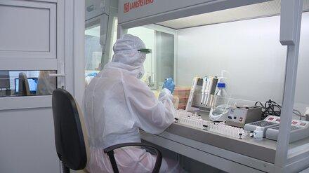 Заболеваемость ковидом обновила максимум за 3,5 месяца в Воронежской области