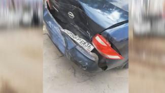 «Испугался». Воронежский водитель рассказал, почему протаранил 6 машин и уехал