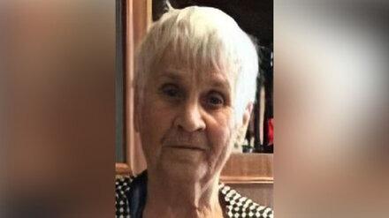 В Воронеже пропала 85-летняя женщина с бадиком