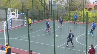 В кампусе Воронежского технического университета открыли современную спортивную площадку