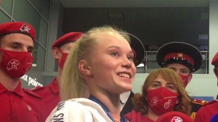 Вернувшаяся в Воронеж Ангелина Мельникова: «Скучала по родным и девчачьим посиделкам»