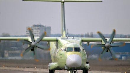 Слишком тяжёлый воронежский Ил-112В «облегчат» на 2 тонны