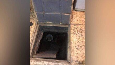 Воронежца арестовали за заточение жены с ребёнком в подвале в центре города