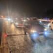 Праздник для водителей. В Воронеже спустя год открыли движение по виадуку на 9 Января