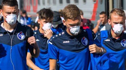 Воронежский «Факел» проиграл в Краснодаре со счётом 1:3
