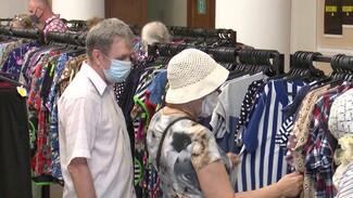 В Воронеже заработала выставка узбекского текстиля