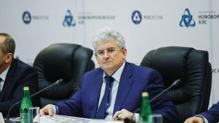 Директор Нововоронежской АЭС выступил на всемирном форуме