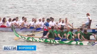 «Вырабатывает выносливость». Как на водохранилище в Воронеже прошла «Петровская регата»