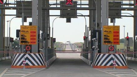 В Воронежской области повысится стоимость проезда по платным участкам трассы М-4