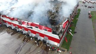 Сотрудникам сгоревшего под Воронежем распределительного центра «Магнита» нашли работу