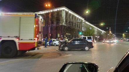 В Воронеже пойдёт под суд 19-летний водитель, устроивший массовое ДТП с пострадавшим
