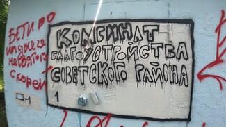 Искусство готово к уничтожению. Как будка стала символом стрит-арта в Воронеже