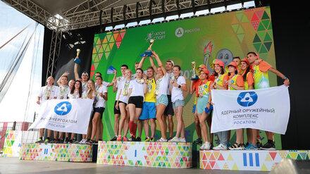 Сотрудники Нововоронежской АЭС завоевали 7 медалей на Атомиаде-2021