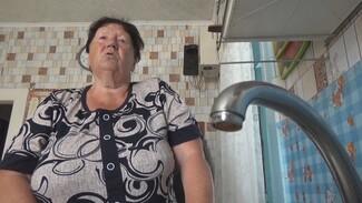 Водопровод есть, а воды нет. Воронежцы пожаловались президенту на пересохшие краны