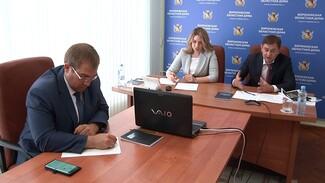 Воронежский Молодёжный парламент провёл первое заседание