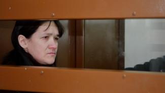 Обвиняемая в убийстве 6-летней девочки сказала последнее слово в воронежском суде