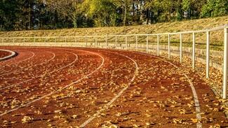 В Воронеже на всех спортивных площадках асфальт заменят на резиновое покрытие