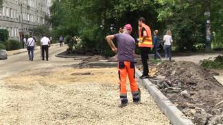 Ремонт 74 воронежских дворов завершат раньше срока