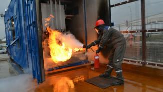 Нововоронежская АЭС получила уникальный симулятор для отработки навыков пожаротушения