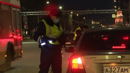 В ДТП на перекрёстке в Воронеже пострадали двое