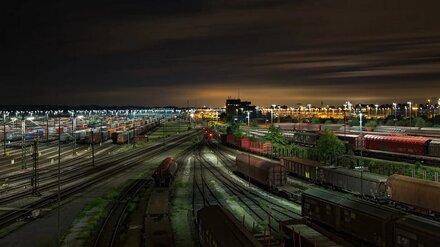 В Воронежской области 17-летнего парня ударило током на крыше поезда