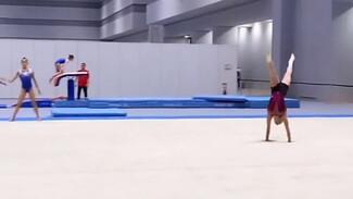 Воронежская гимнастка Мельникова поделилась видео первой тренировки в Токио